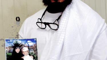 Ahmed Mohammed al-Darbi was transferred to Saudi Arabia from Guantanamo Bay