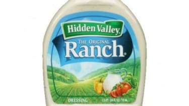 Ranch may already be the most popular salad dressing, but Hidden Valley wants the creamy sauce to be the no. 1 condiment, period.