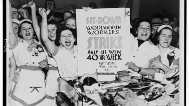 A decrease in worker strikes does not quite indicate better times.