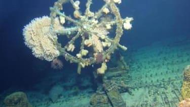 World War II 'ghost ship' found off Hawaiian shore