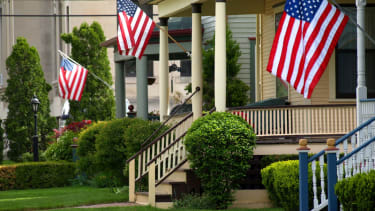 Americans' median household had first raise in almost a decade.