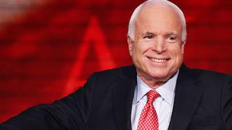 Sen. John McCain.