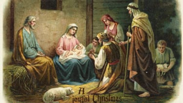 Is it possible to wish someone a merry Christmas without Christ?