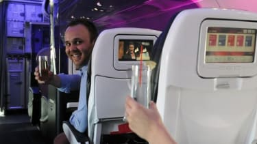 """Virgin unveils """"seat-to-seat delivery"""" service"""
