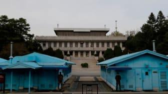Korean peninsula Demilitarized Zone.
