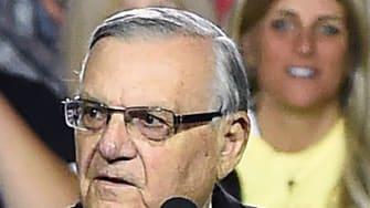 Sheriff Joe Arpaio.