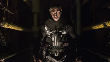 'Marvel's the Punisher.'
