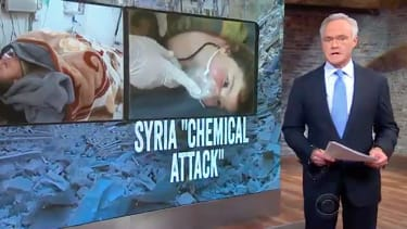 Scott Pelley talks about new Syrian chemical weapon attack