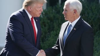 Trump is sending Mike Pence to Poland in his place
