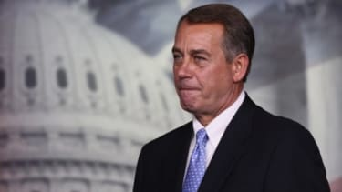 Sorry John Boehner, but Congress did not impress voters this year thanks to a series of partisanship battles.