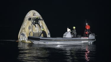 SpaceX's Crew Dragon Resilience.