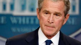 Blame Bush.
