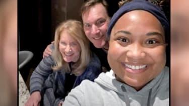 Nina Richardson, Doug Condon, and Chelsea Timmons.