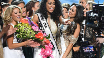 Miss USA Kara McCullogh.