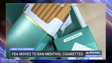 FDA vows menthols ban