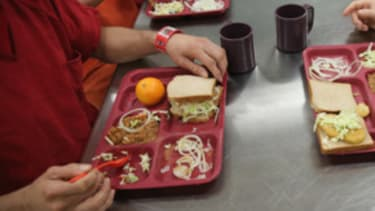 Charging prisoners for jailhouse meals