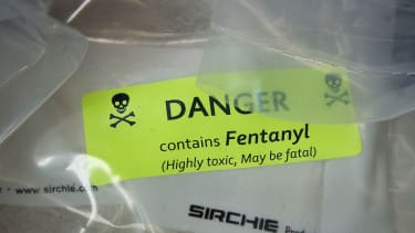 Heroin laced with fentanyl.