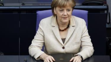 Germany's Merkel: Vladimir Putin is living 'in another world'