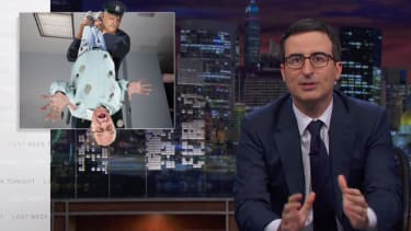 John Oliver will make you care (and laugh) about police civil forfeiture