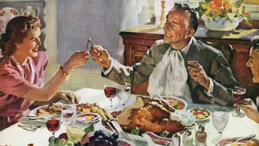 Thanksgiving is a special time that Americans get to enjoy friends and family.