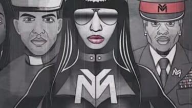Nicki Minaj apologizes for Nazi imagery in lyric video
