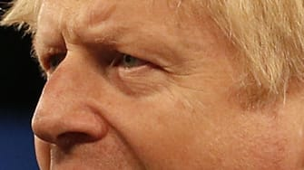 Boris Johnson campaigning