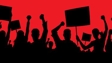 Students demand tolerance.
