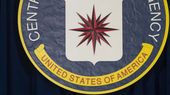 The CIA seal.