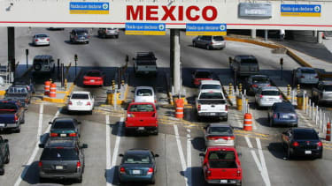 Report: Mexico may start charging Americans who cross the border