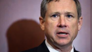 Sen. Mark Kirk: 'No frickin' way am I retiring' after recovering from stroke