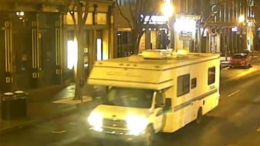 RV that blew up in downtown Nashville blast
