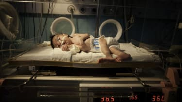 Unborn baby saved after pregnant woman dies in Gaza