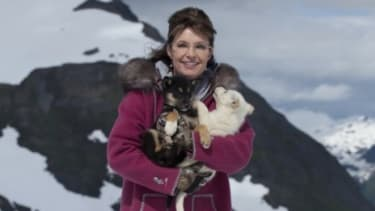 Sarah Palin reportedly received $1 million per episode for the reality TV show.
