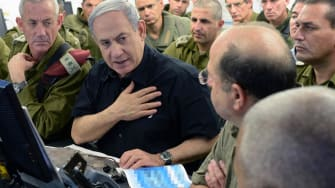 Netanyahu: Israel will destroy Hamas tunnels 'with or without a ceasefire'