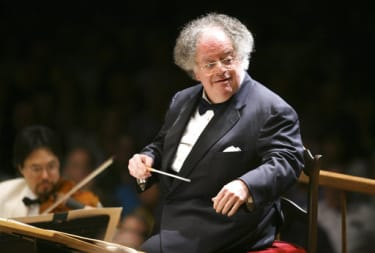 Conductor James Levine, accused of sexual abuse