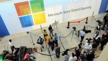 Microsoft opened its first retail outlet in 2009: The company is considering a jump from its paltry eight locations to Apple-levels in the hundreds.