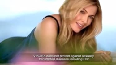 New Viagra ad features only a woman for the first time