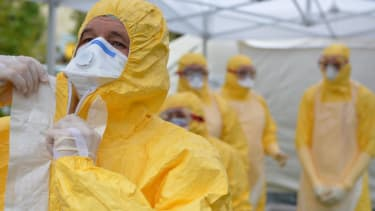 WHO: More Ebola cases in Europe 'unavoidable'
