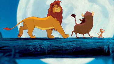 Disney is launching an animated TV spin-off of The Lion King