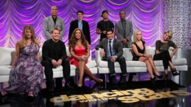 The new Dancing with the Stars cast includes reality show fame (Kendra Wilkinson bottom, right) and sports stars (boxer Sugar Ray Leonard, top right)