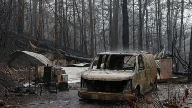 Thousands of lives have been disrupted because of the wildfires.