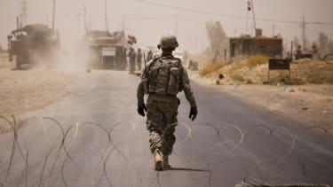 U.S. troops Iraq
