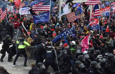Jan. 6 Capitol insurrectionists