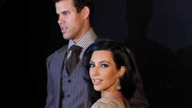 Kim Kardashian and Kris Humphries are parting long before death, filing for divorce just 72 days after their mega-wedding.