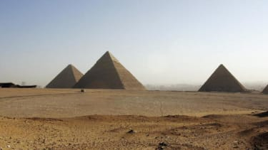 Man discovers passage to Egypt's Great Pyramid — under his house