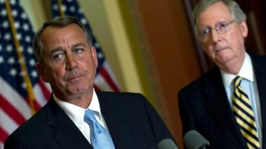 Mitch McConnell and John Boehner lay out their plan for the next Congress