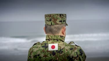 Japanese military may now fight overseas.