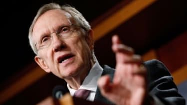 """Harry Reid told a crowd of Latino supporters he doesn't """"know how anyone of Hispanic heritage could be a Republican."""""""