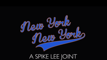 Spike Lee has a new short movie.
