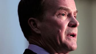 Michigan Attorney General Bill Schuette filed lawsuits against two companies for their contributions to the water crisis in Flint.